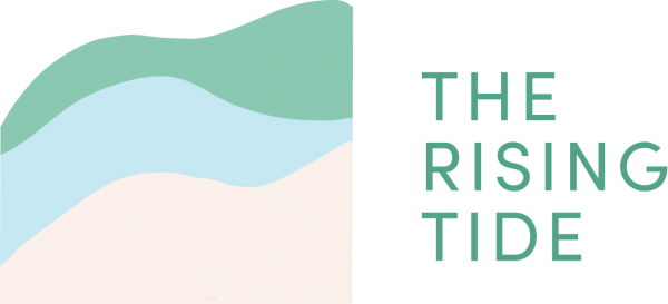 The Rising Tide logo