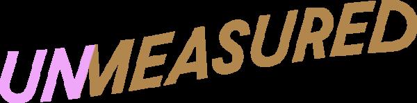 Unmeasured logo