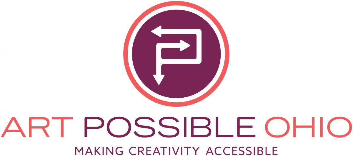 Art Possible Ohio logo