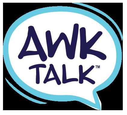 Logo: AwkTalk