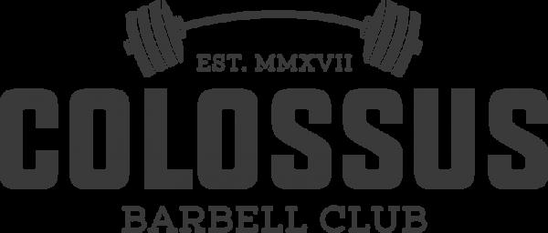 Colossus Barbell Club logo